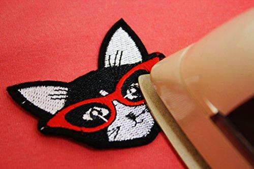 ワッペン アイロン セット おしゃれ オリジナル キャラクター 刺繍 大量20枚 (Type2)