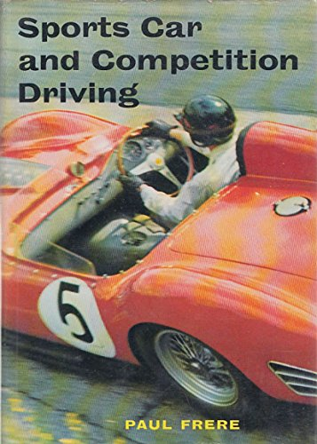 Download Sports Car and Competition Driving (English Edition) B01KUGU77Y