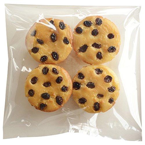 グルテンフリー 天然酵母 米粉パン オーガニックレーズン 4個セット gluten free bread