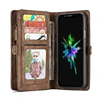 Aikemi kasur スマホケース スマートフォン保護 Phone X/Apple 10 超薄型 カバーケース 耐衝撃カバー 軽量 (Color : Brown, Size : IPhone7/8)