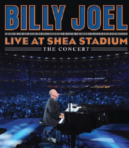 Billy Joel Live At Shea StadiumBlu-ray輸入盤