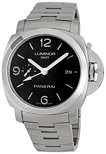 腕時計 ルミノール1950 3デイズ GMT PAM00329 メンズ [並行輸入品] パネライ