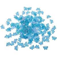 Baosity 紙吹雪 蝶 バタフライ DIYクラフト 誕生日 パーティー 飾り付け 写真小物