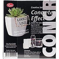 "Viva Decor""Concrete Effect"" Creative Set,"