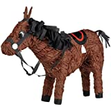 Horse Pinata with Pull Stringキット