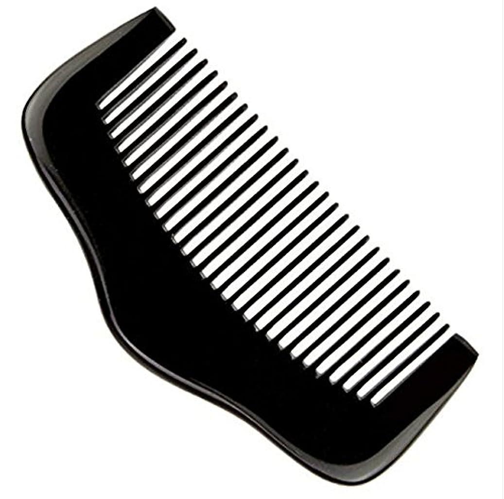 櫛型 プロも使う牛角かっさプレート マサージ用 血行改善 高級 天然 静電気 防止 美髪美顔 ボディ リンパマッサージ