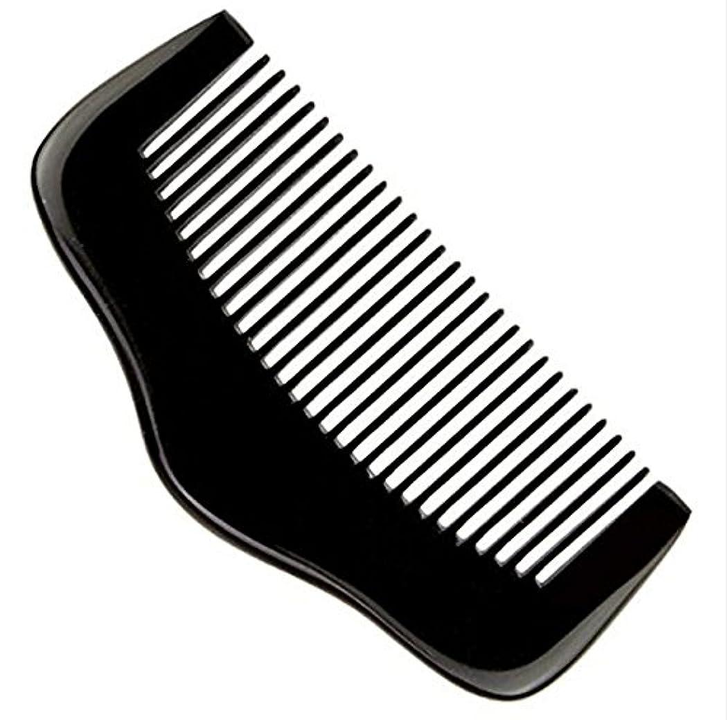 麻酔薬摂動世紀櫛型 プロも使う牛角かっさプレート マサージ用 血行改善 高級 天然 静電気 防止 美髪美顔 ボディ リンパマッサージ