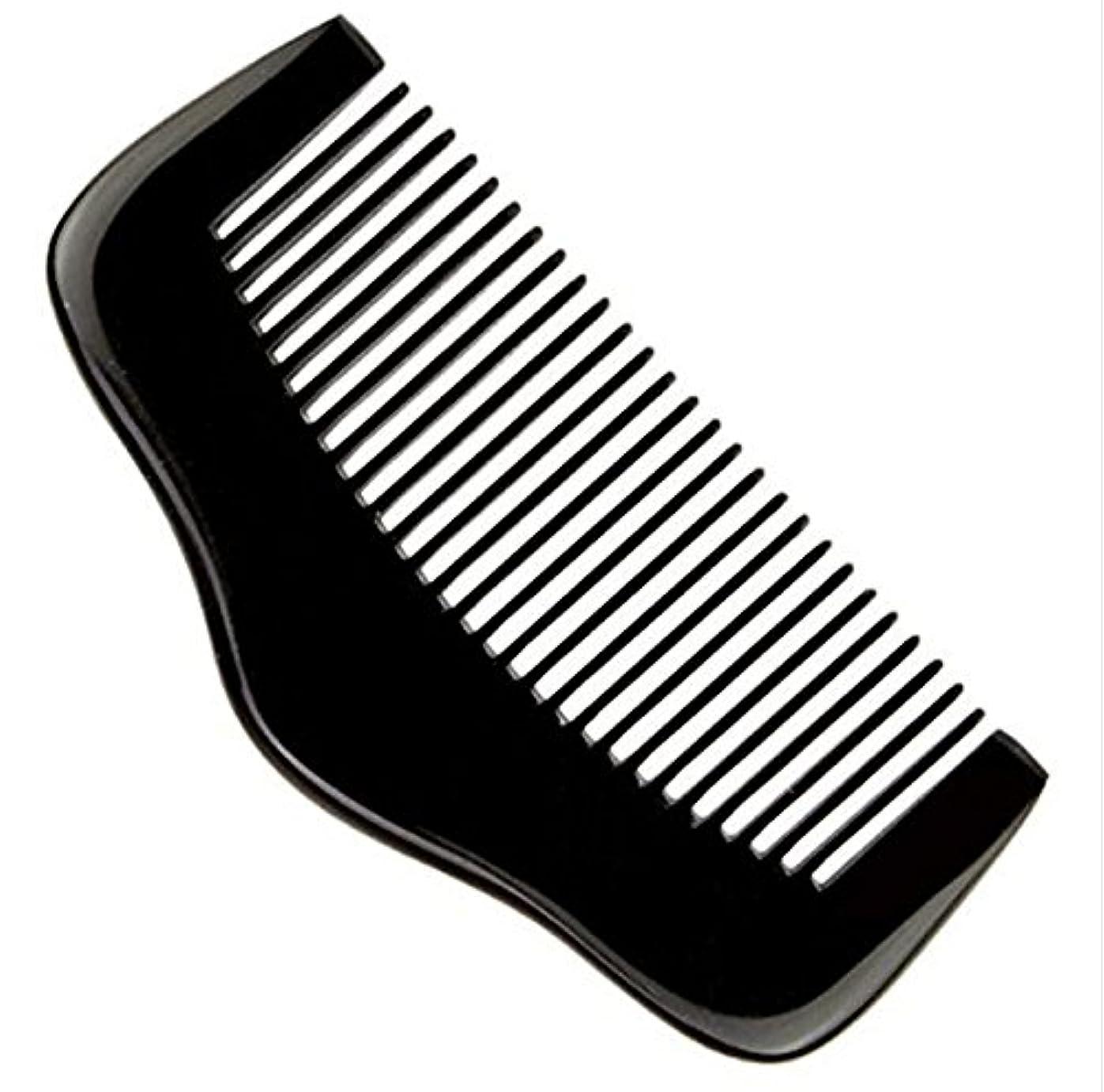 食い違いモス解任櫛型 プロも使う牛角かっさプレート マサージ用 血行改善 高級 天然 静電気 防止 美髪美顔 ボディ リンパマッサージ
