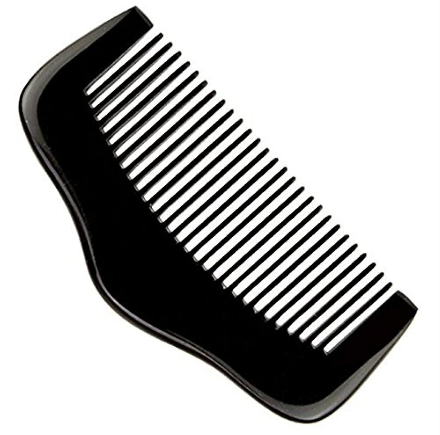 前進不純絶妙櫛型 プロも使う牛角かっさプレート マサージ用 血行改善 高級 天然 静電気 防止 美髪美顔 ボディ リンパマッサージ