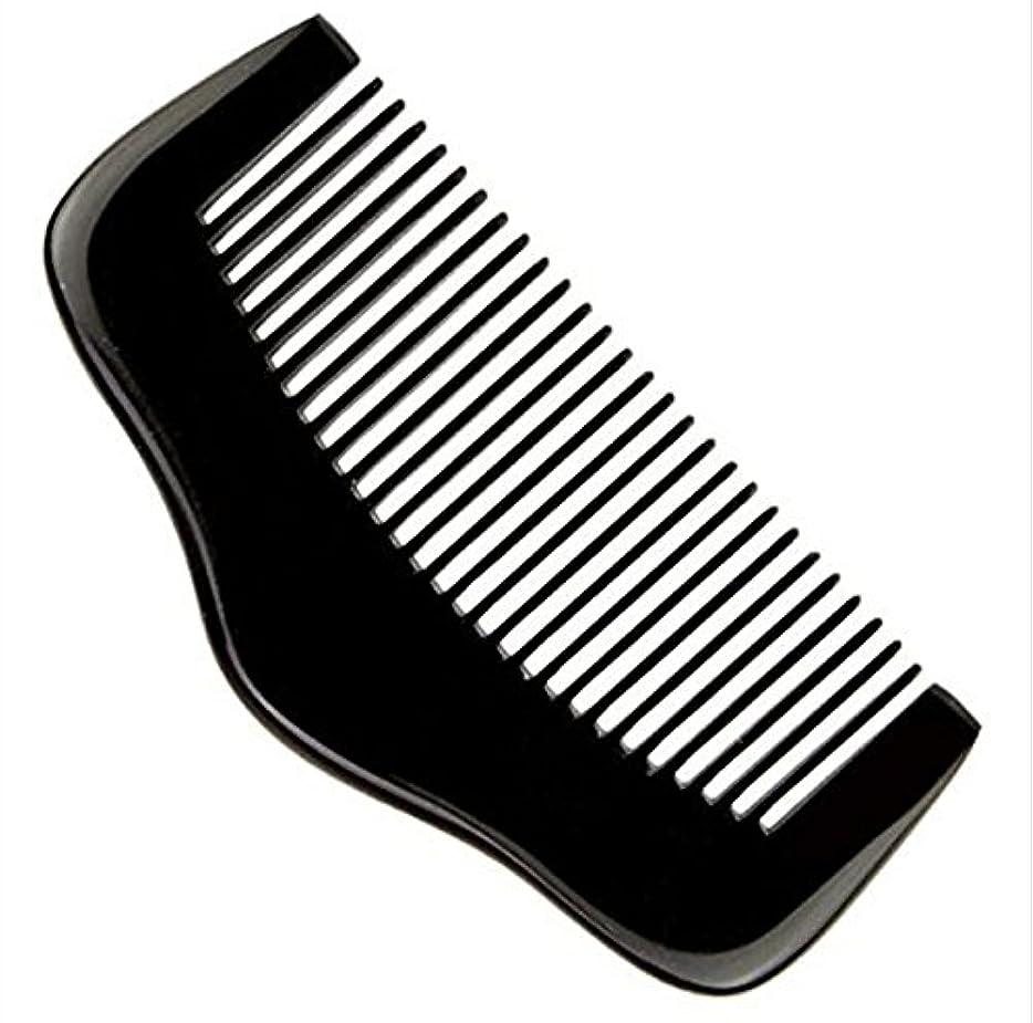 社会科拮抗モック櫛型 プロも使う牛角かっさプレート マサージ用 血行改善 高級 天然 静電気 防止 美髪美顔 ボディ リンパマッサージ