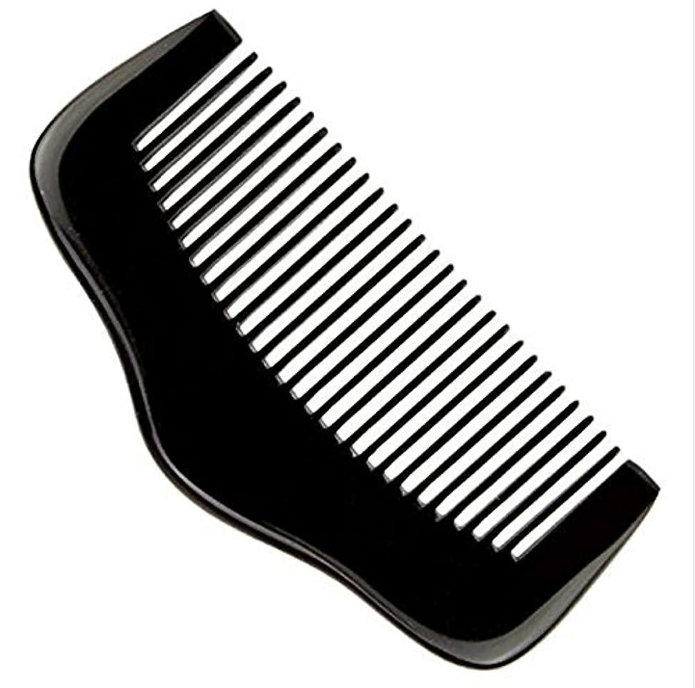 禁止喉頭妖精櫛型 プロも使う牛角かっさプレート マサージ用 血行改善 高級 天然 静電気 防止 美髪美顔 ボディ リンパマッサージ