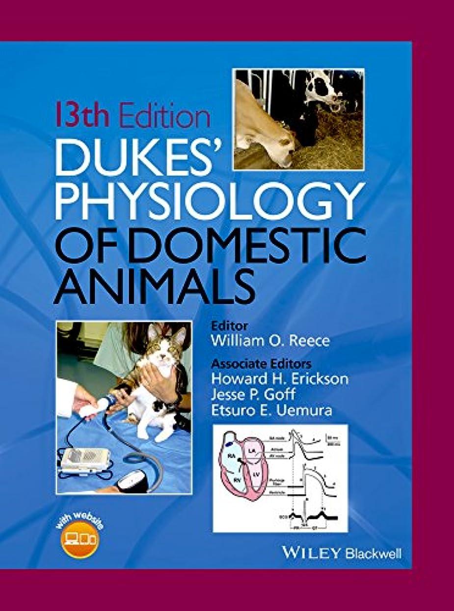 戻るサロン満足させるDukes' Physiology of Domestic Animals