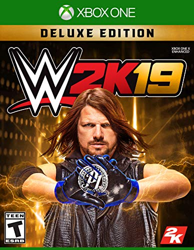 2(World) WWE 2k19 - Deluxe Edition (輸入版:北米) - XboxOne
