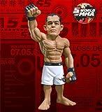 ワールド オブ MMA チャンピオンズ アントニオ・ホドリゴ・ノゲイラ 6インチ アクションフィギュア シリーズ3 単品