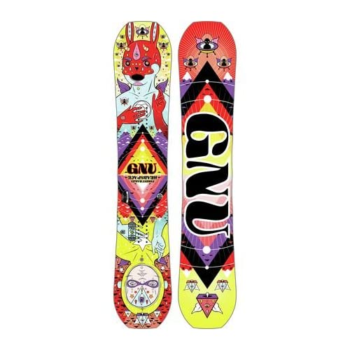 Gnu Headspace PBTX Snowboard 149cm [並行輸入品]