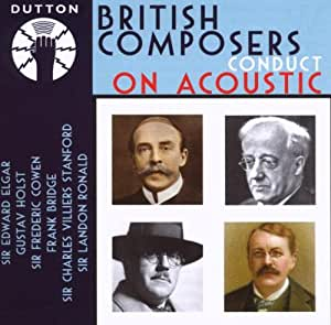 British Composers Conduct on Acoustic