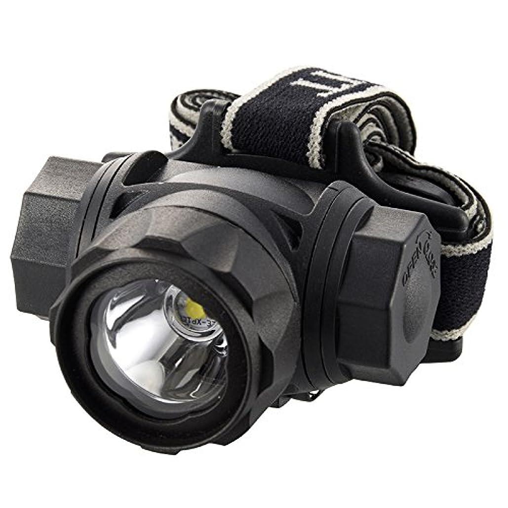 オートマトン輸血グリルオーム電機 OHM LEDヘッドライト LC-SYW433-K