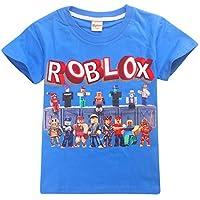 Thombase Kids Boys GURKEY Funnel Vision FGTeeV Family Gaming Team T-Shirts