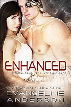 Enhanced: Brides of the Kindred 12 (Alien Scifi Romance) by [Anderson, Evangeline]