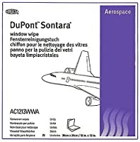 Dupont Sontara Window Wipes - AC1213 - Five Packages of 25 Wipes by Dupont [並行輸入品]