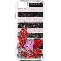 [アイフォリア]Amazon公式 正規品 iPhone 7/8対応 Hearts Stripes for iPhone 7/8 14954