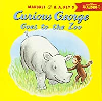 Curious George Goes to the Zoo with downloadable audio