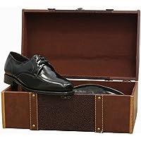 Vintiquewise(TM) 装飾靴棚ボックス