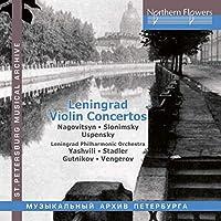 Leningrad Violin Conce