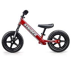 キッズ用ランニングバイク STRIDER (ストライダー) スポーツモデル レッド 日本正規品