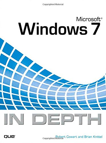 Download Microsoft Windows 7 In Depth 0789741997