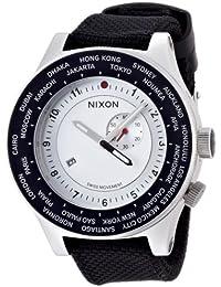 [ニクソン]NIXON PASSPORT: WHITE/SILVER/NAVY NA3211433-00 メンズ 【正規輸入品】