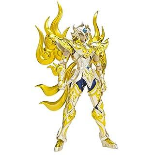 聖闘士聖衣神話EX レオアイオリア(神聖衣) 約180mm PVC&ABS&ダイキャスト製 塗装済み可動フィギュア