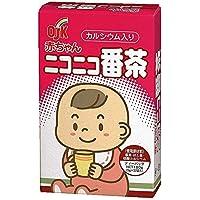 OSK赤ちゃんニコニコ番茶 ティーバック32袋入(まとめ買い20箱)