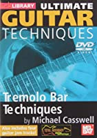Ult Guitar Techniques: Tremolo Bar Tecniques [DVD] [Import]