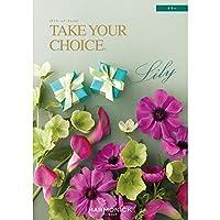 ハーモニック カタログギフト TAKE YOUR CHOICE (テイク・ユア・チョイス) リリー 包装紙:グランロゼ