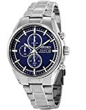 Watch セイコー Solar Ssc365p1 Men´s Blue [並行輸入品]