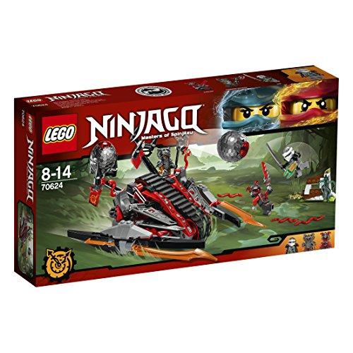 [해외] 레고(LEGO) 닌자고 베노부레이무크러셔 70624-70624 (2017-02-28)