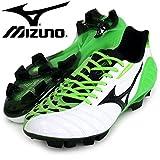 ミズノ WAVE イグニタス3 MD ホワイト×グリーン 26.0