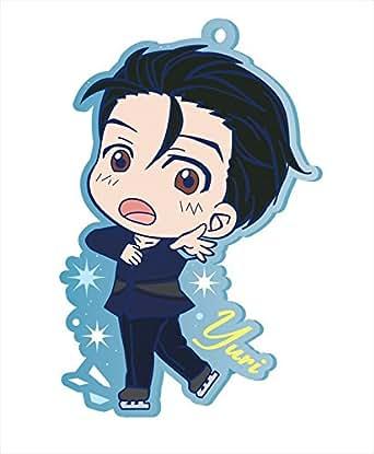ユーリ!!! on ICE とじコレ ラバークリップバッジVol.2 BOX商品 1BOX = 6個入り、全6種類