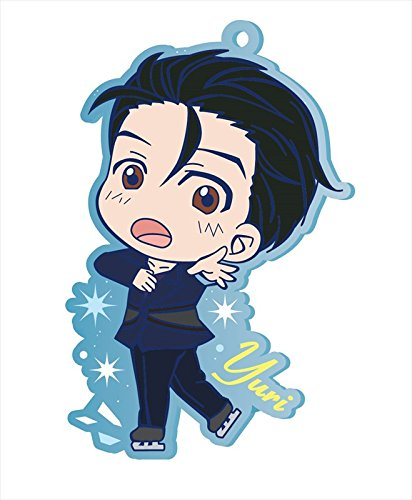 ユーリ!!! on ICE とじコレ ラバークリップバッジV...