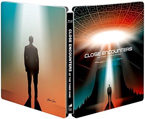 未知との遭遇 40周年アニバーサリー・エディション スチールブック仕様[Blu-ray/ブルーレイ]