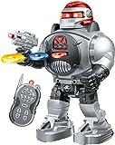 Remote Control Robot - Fires Discs, Dances, Talks - Super Fun RC Robot