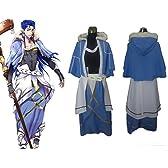 コスプレ衣装  Fate/Grand Order クー・フーリン風 ハロウィーン コスチューム イベント 変身 変装 (オーダーメイド)