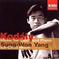Son Solo Vc Op. 8/Adagio Vc/Pno/Sonatina Vc/Pno/&