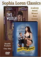 SOPHIA LOREN: YESTERDAY TODAY & TOMORROW & TWO (北米版)(リージョンコード1)[DVD][Import]