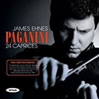 Paganini: Caprices by James Ehnes (2010-01-12)