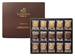 ゴディバ (GODIVA) クッキーアソート 55枚