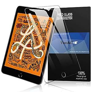 iPad mini 2019 mini 5 ガラスフィルム TopACE ipad mini5 フィルム 高度透明 旭硝子9H 気泡防止 クラッチ防止 自動吸着 飛散防止処理 超薄0.3mm 2.5D 保護フィルム iPad mini 5 2019 対応