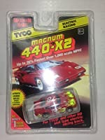 TYCO HO Scale 440x2 Porsche 78 Slot Car