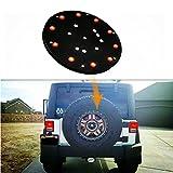 Baleauty jeep スペアタイヤライト LED第3ブレーキライト-スペ...